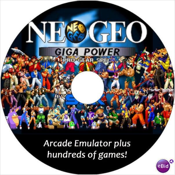 neo ragex emulator