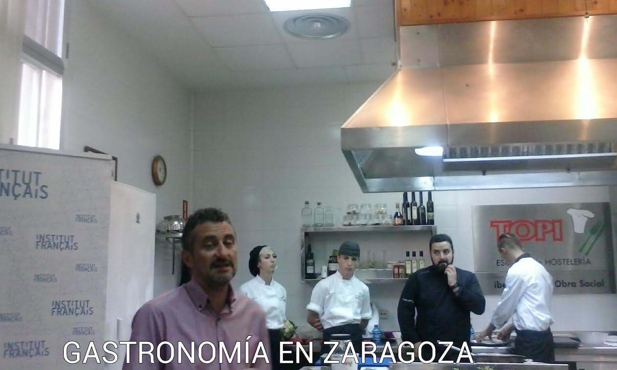 Escuela Cocina Zaragoza | Gastronomia En Zaragoza Topi Chef