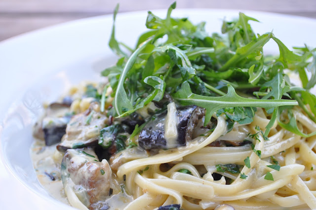 Cat+and+Mutton+Pub+Broadway+Market+review+linguini