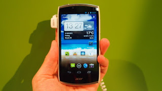 Acer CloudMobile S500 review