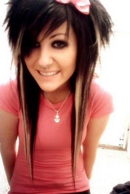emo hairstyles 2011