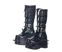 Platform Boots Gothic2