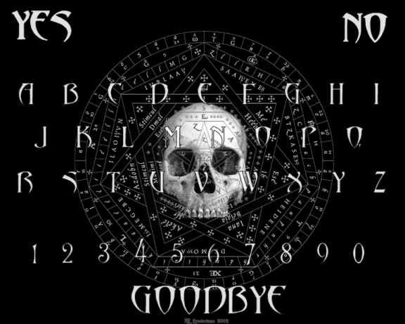 Historia del tablero güija Ouija-3