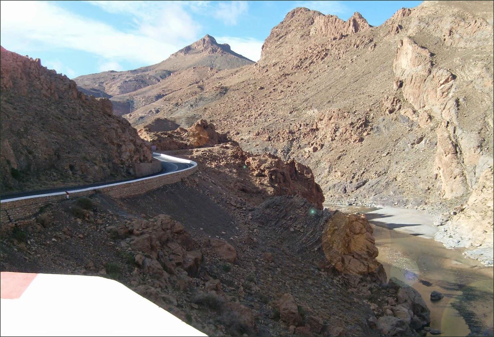 code de la route maroc montagne atlas