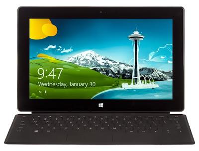 Surface PRO con Windows 8