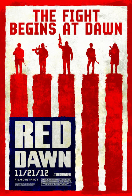 Red Dawn 2012 Movie Poster