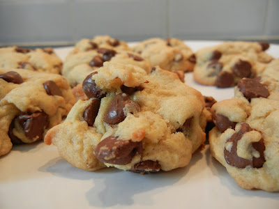 Oven Lovin': Nestle Toll House Chocolate Chip Cookies