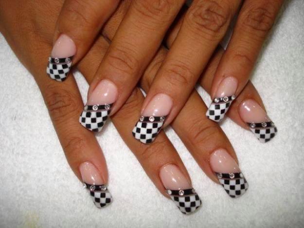como pintar uñas ,decoraciones de uñas ,uñas decoradas