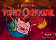 Adventure Time - Fight-o-sphere