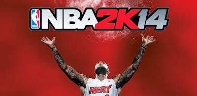 NBA 2K14 v1.0 apk Data Free Download