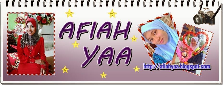 afiahyaa