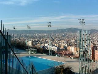 Piscines Municipals Montjuïc