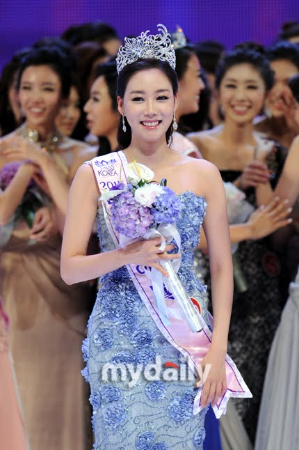 miss korea 미스 코리아 2011 winner seong hye lee