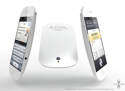 iPhone 5 sai em outubro últimos rumores