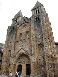 Santa Fe de Conques - Francia