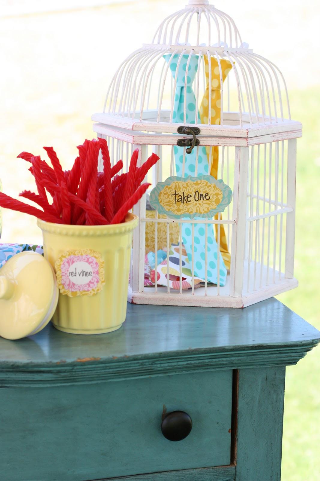 Karas Party Ideas Mother Daughter Tea 3rd Birthday Brunch