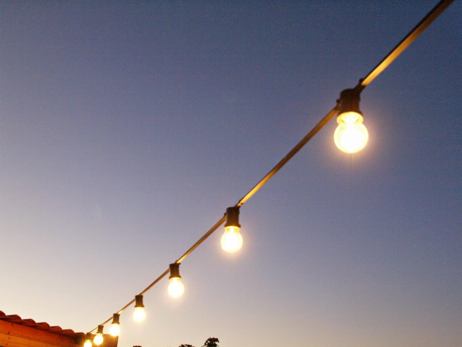 iluminaci n sonido e imagen guirnaldas de bombillas para