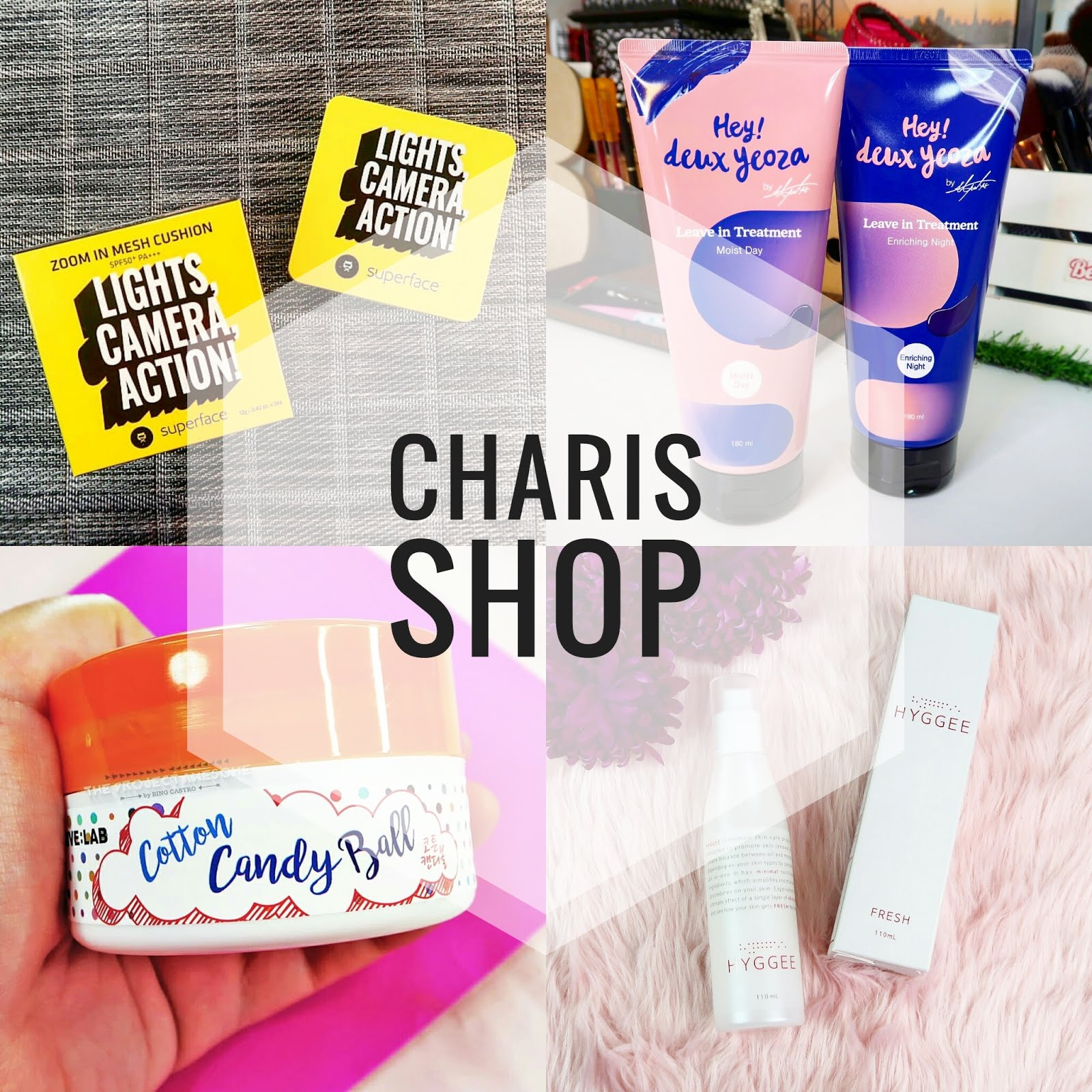 Visit my Charis Shop!