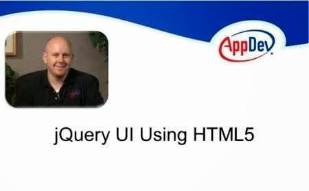 AppDev – jQuery UI Using HTML5