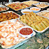 Catered Food Selection for Party
