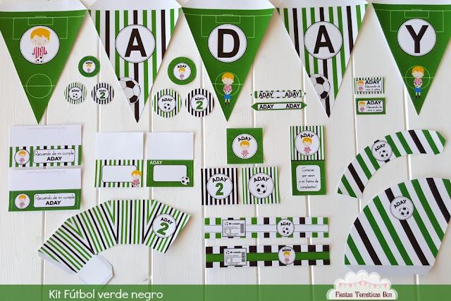 kit de fiesta futbol