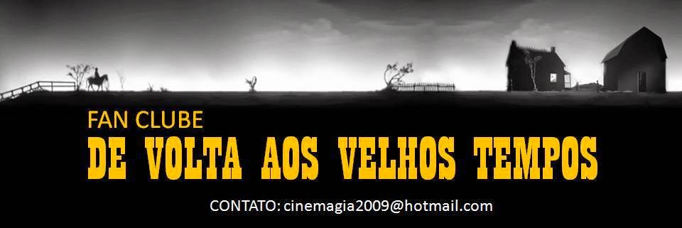 DE VOLTA AOS VELHOS TEMPOS