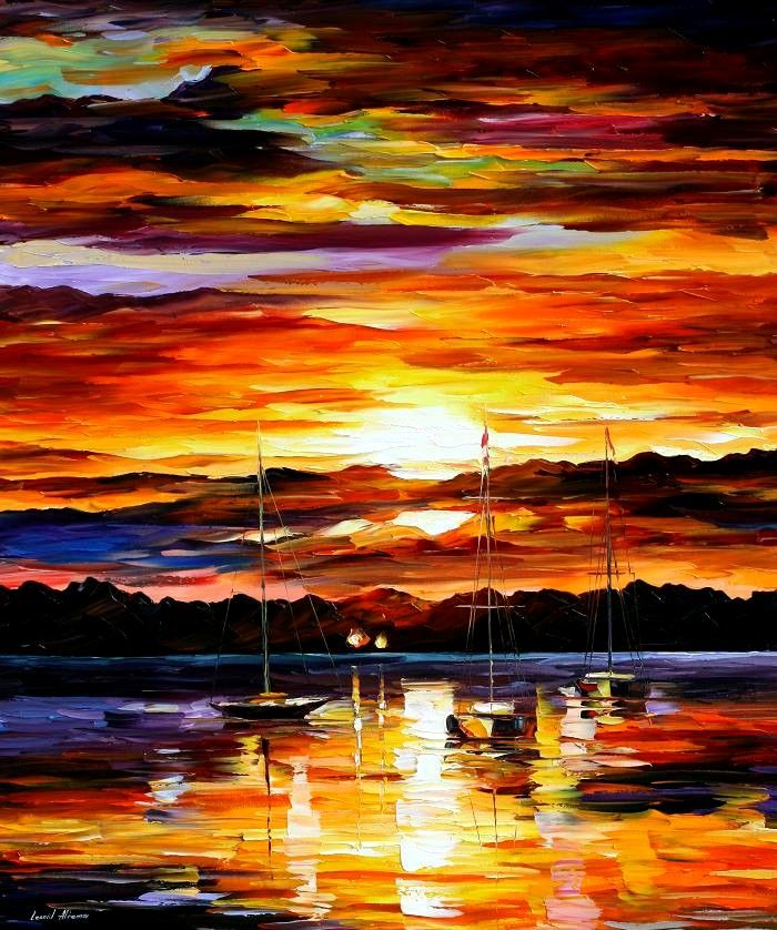 41 most beautiful oil paintings all photoz for Beautiful canvas painting