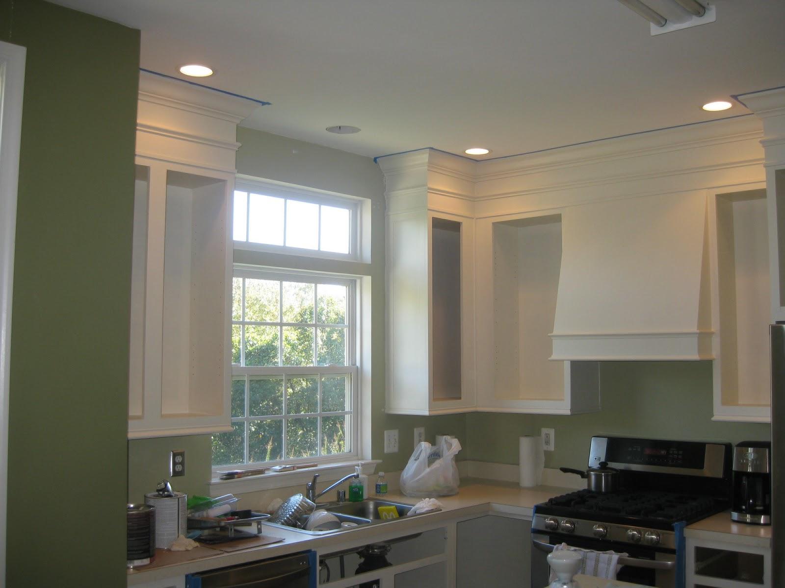 Gabinetes de cocina colores de la pintura benjamin moore - Pinturas para cocina ...