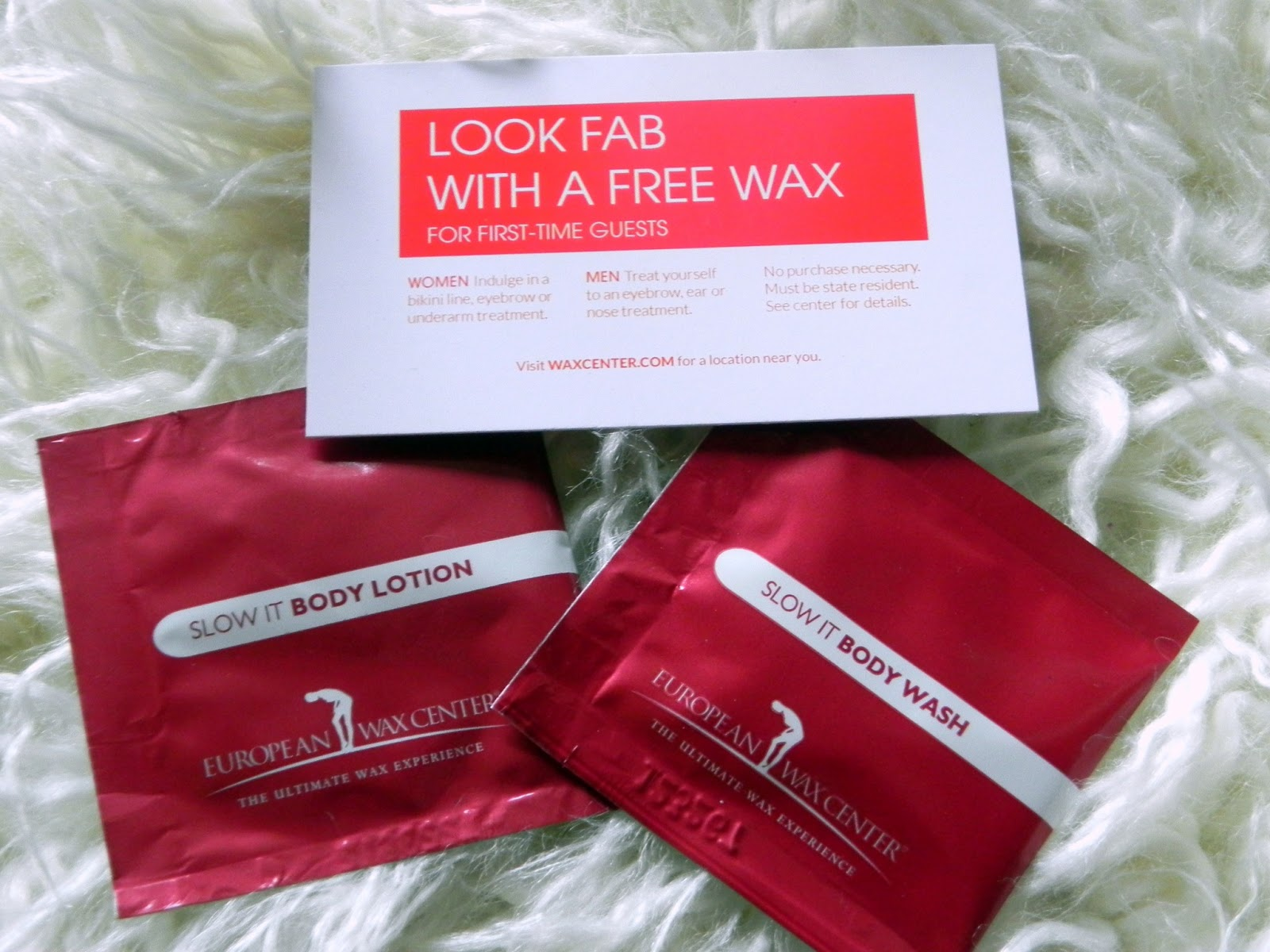 European wax center coupons