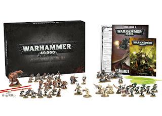Warhammer 40000 Venganza Oscura
