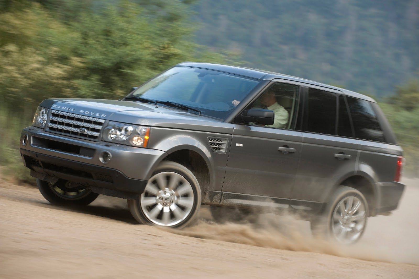 Cars Gto 2009 Range Rover Sport Supercharged