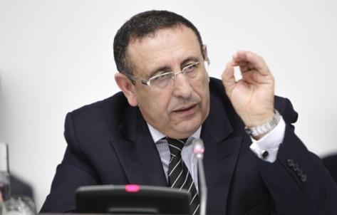 El viceministro marroquí de Asuntos Exteriores, Youssef Amrani