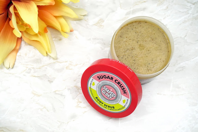 Dino's Beauty Diary - Bath & Body Review - Soap and Glory 'Sugar Crush' Body Scrub
