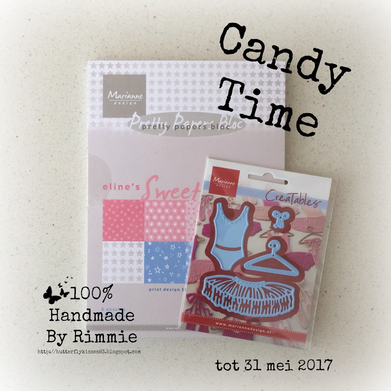 Candy 100% handmade by Rimmie
