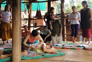 Lucinda Cracknell Thai Massage