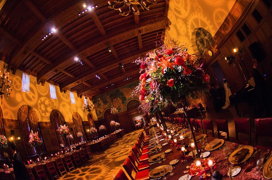The Cincinnati Club Wedding