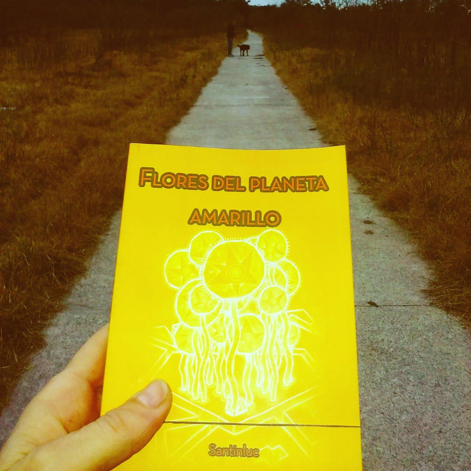 Flores del Planeta Amarillo