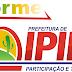 Informe Prefeitura de Ipirá