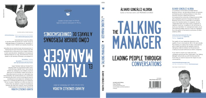 the talking manager