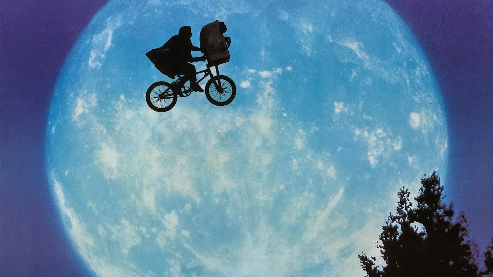E.T. el extraterrestre Wallpaper