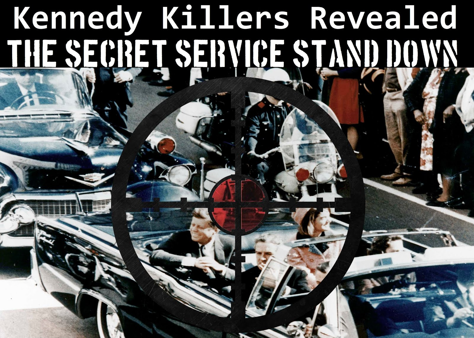 The Secret Service Stand Down!
