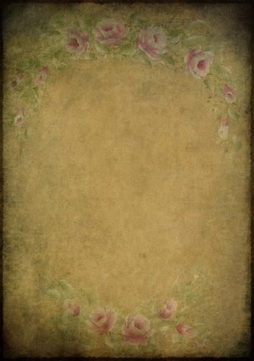 Papel Con Fondo Oscuro Y Rosas Imagenes Texturas De Papel