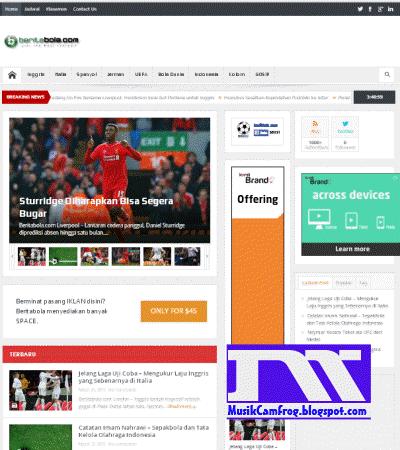 situs sepak bola beritabola.com