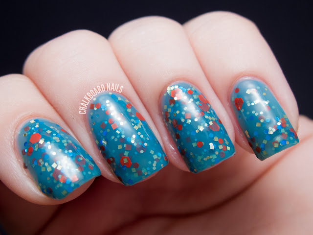 Happy Hands Nail Polish Tropical Storm