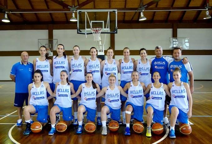 Δεύτερη επιτυχία στο τουρνουά της Βουλγαρίας για την Εθνική Νεανίδων