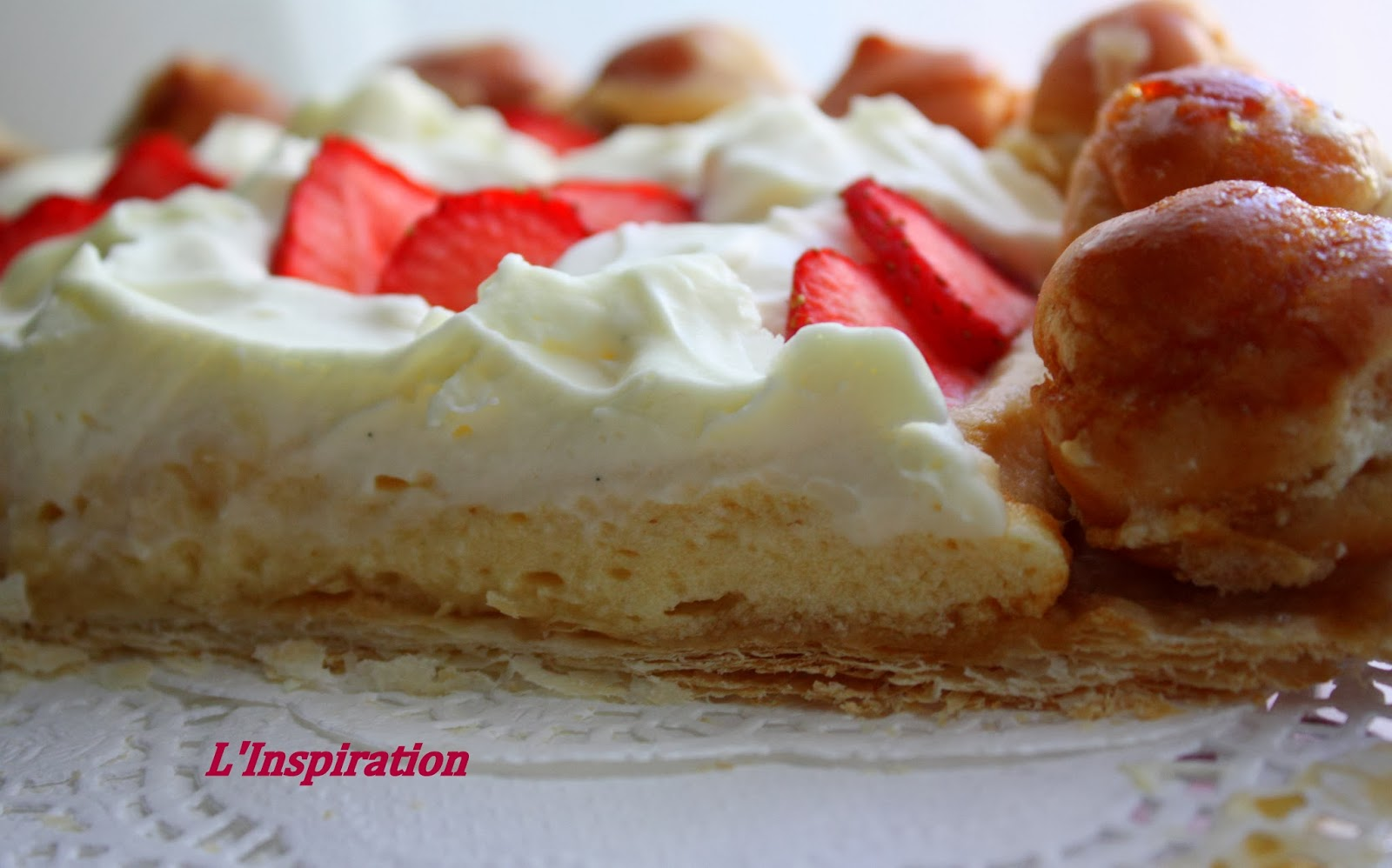 Торт Сент Оноре: рецепт с фото на Все о десертах 41