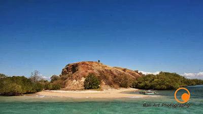 Surga Dunia Penuh Sejuta Pesona di Pulau Bidadari