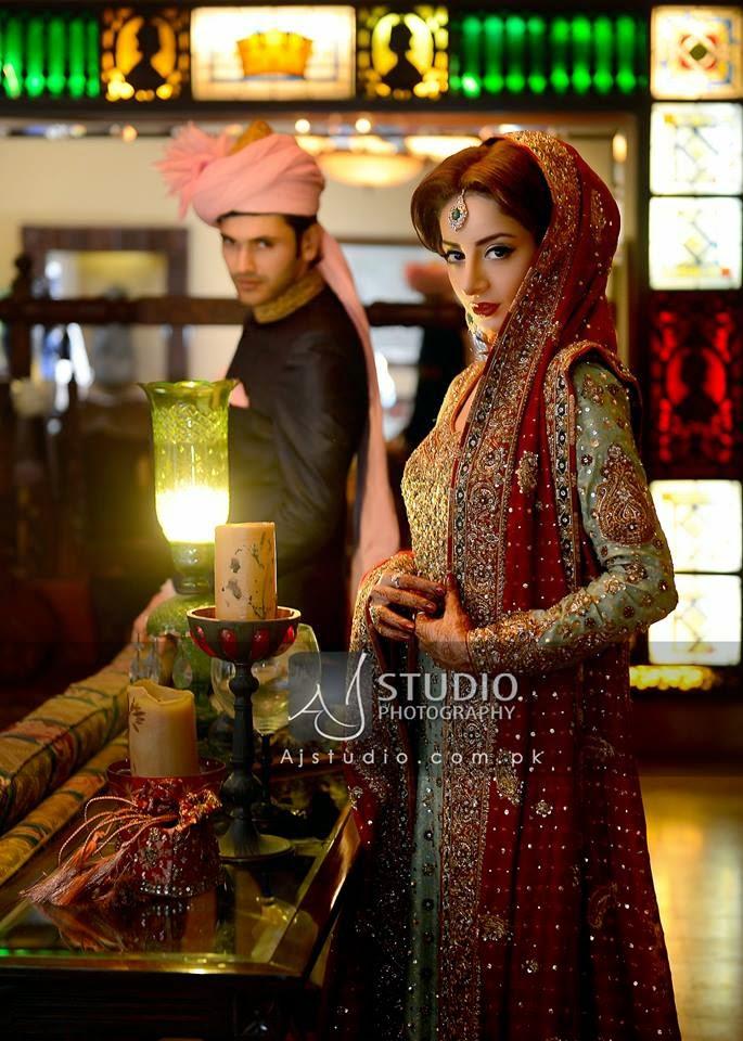 Sarwat Gillani Wedding Pics