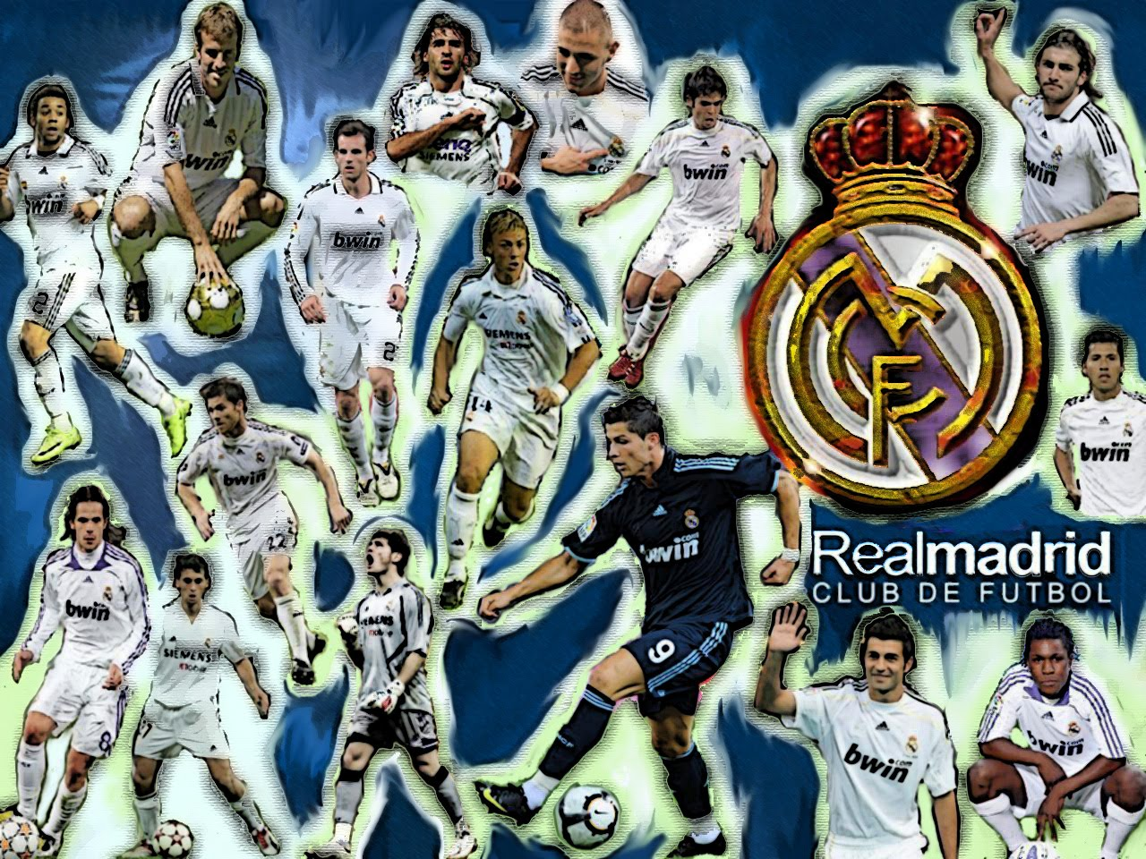 Del Real 3 Real Madrid Real Madrid Real Madrid Real Madrid Real Madrid