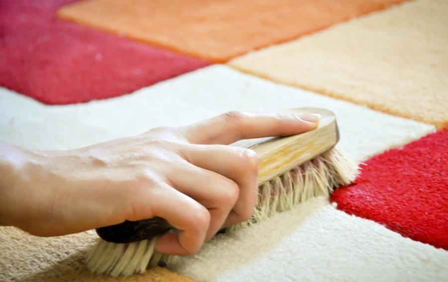 БЛОГ ПОЛЕЗНЫХ СОВЕТОВ: Как почистить ковер в домашних условиях